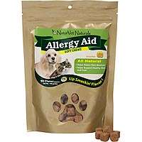 Customer Reviews for NaturVet Naturals Dog & Cat Allergy Aid Soft