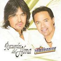 Los Temerarios   Recuerdos Del Alma in Music: Tejano  JR
