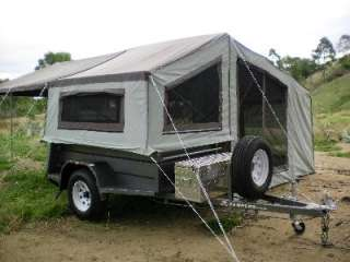 4x4 Off Road Camper Trailer