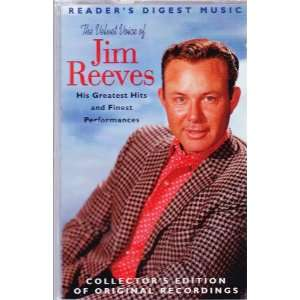 Velvet Voice of Jim Reeves (3 Cassette Tape Set) Jim Reeves Music