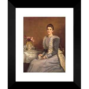 Chamberlain 20x24 Framed Art Print by Tissot, James Jacques Joseph
