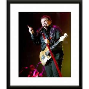 Meat Loaf Framed And Matted 8x10 Color Photo