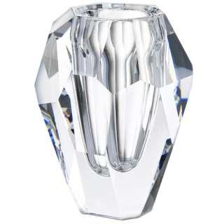 NIB Swarovski Crystal Large Clear Silex Vase 892540