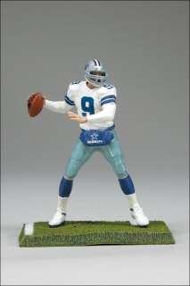 DALLAS COWBOYS TONY ROMO 3 FIGURE #9 NEW NFL