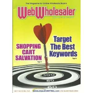 Magazine September 2011 Target the Best Keywords Ronald Fisher Books