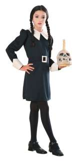 Girls Wednesday Addams Costume   Addams Family Costumes