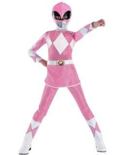 Pink Power Ranger Costume   Family Friendly Costumes