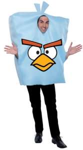 Angry Birds Space Lazer Bird Costume   Groups & Themes