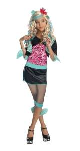 Monster High Lagoona Blue Costume   Family Friendly Costumes