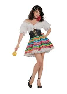 Hot Tamale Womens International Costume at Wholesale Prices
