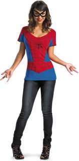 Costume includes printed t shirt (front and back) and character eye