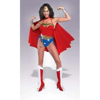 Adult Sexy Wonder Woman Costume   Wonder Woman Costumes   15RU16405