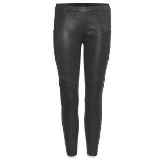Isabel Marant   KALAS CROPPED LEATHER LEGGINGS