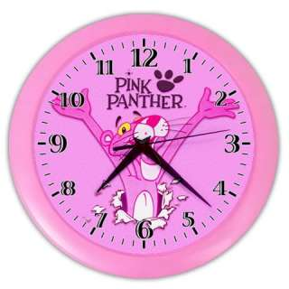 NEW* HOT THE PINK PANTHER Home Gift Wall Clock