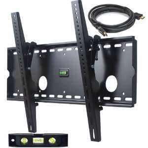 ®Tilt TV Wall Mount for Most 32 65 LCD LED Plasma TV Flat Screen