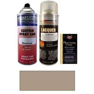 Silver Metallic Spray Can Paint Kit for 1993 Honda Accord (YR 505M