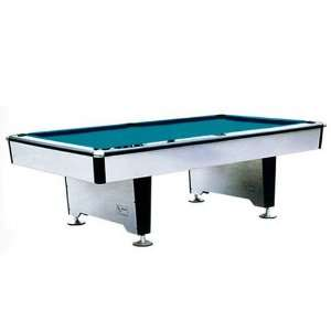 Playcraft Silver Knight 7 Foot Pool Table: Sports & Outdoors