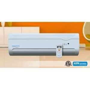 Quietside QSHX 122 12000 BTU Mini Split Air Conditioner With Multi