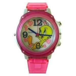 Armitron Looney Tunes Tweety Bird Watch With Night Light