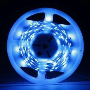 Blue 5M 150 LED 5050 SMD Flexible Car DIY Strip Light Automotive