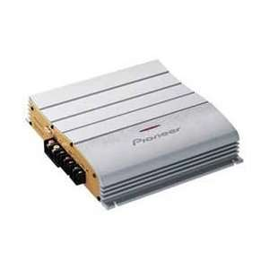 Pioneer Bridgable 2 Channel Power Amplifier Car