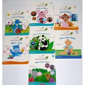 Baby Einstein Playful Discoveries Set of 7 Books Im an