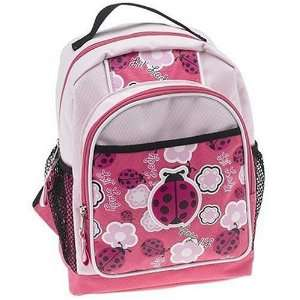 Girls Ladybug Mini Backpack   Pink Toys & Games