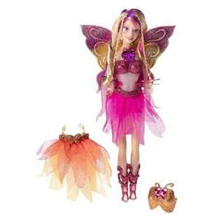 Crystal Fairytopia Barbie Doll Toys & Games