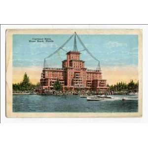 Reprint Fleetwood Hotel, Miami Beach, Florida: Home & Kitchen