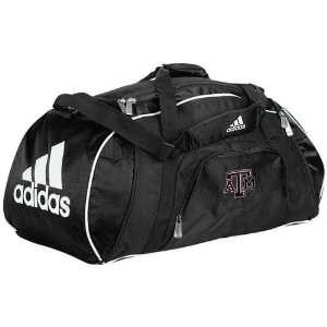 Texas A&M Aggies Black Team Logo Gym Duffel Bag