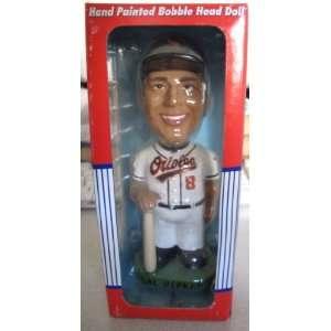 Cal Ripken Jr Hand Painted Bobble Head Doll Orioles Toys