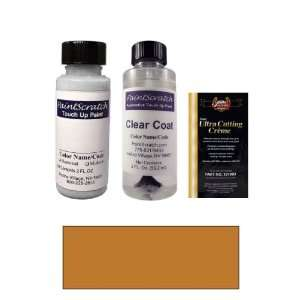 2 Oz. Parchment Gold Metallic Paint Bottle Kit for 2004