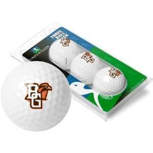 Bowling Green Falcons BG NCAA Golf Ball Pack Sports