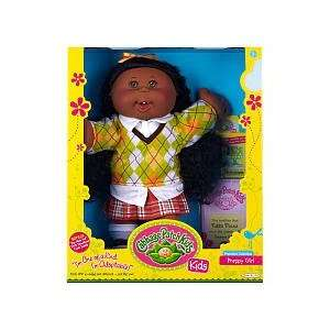Cabbage Patch Kids Girl Doll   Black Hair   African
