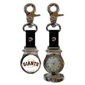 San Francisco Giants MLB Photodome Clip On Watch  Sports