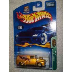 Hunt #2 1956 Ford #2003 2 Collectible Collector Car Mattel Hot Wheels