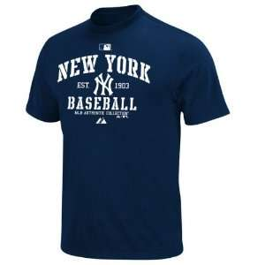 New York Yankees Youth Authentic Collection Classic Player