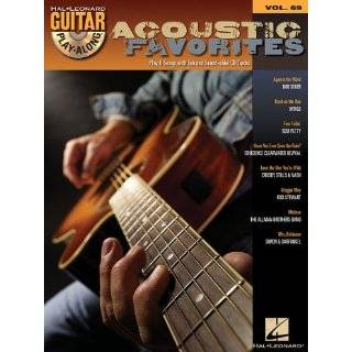 Acoustic Hits   Guitar Play Along Volume 141 (Book/Cd