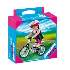 Playmobil 4743 Special Woman with Dirt Bike Toys & Games