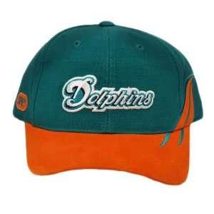 NFL MIAMI DOLPHINS GREEN ORANGE COTTON HAT CAP SPL28