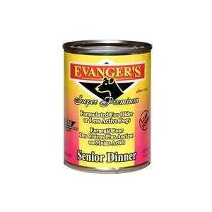 Classic Senior Canned Dog Food 13oz (12 in a case)