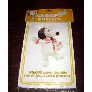 Peanuts Snoopys Wardrobe Fancy Western Cowboy Shirt for
