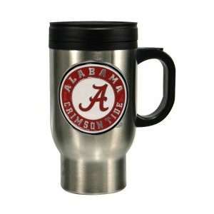 Alabama Crimson Tide NCAA Stainless Steel Travel Mug