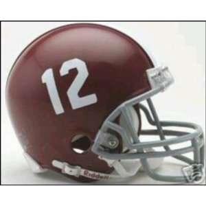 Alabama Crimson Tide Mini Replica Helmet Sports