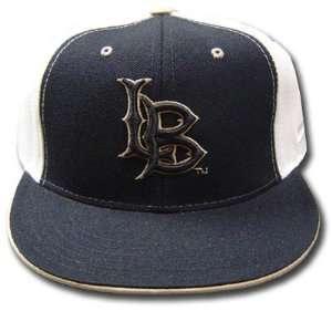 NCAA FITTED CAP HAT FLAT BILL LONG BEACH 49ERS 7 1/4