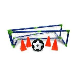 Air Puck Soccer Ultimate Training Set: Sports & Outdoors