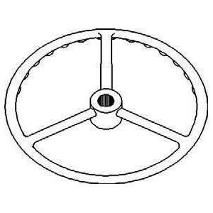 New Steering Wheel 2N3600 Fits FD 2N, 9N