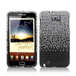 Full Diamond Bling Hard Shell Case for Samsung Galaxy Note