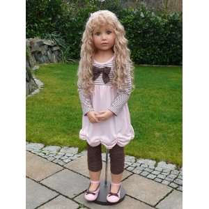 46 inch full body vinyl limited edition doll by Monika Peter Leicht