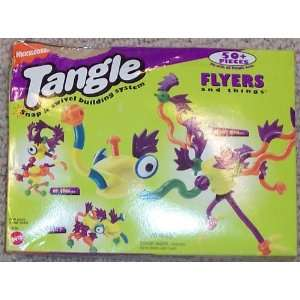 Nickelodeon Tangle Snap & Swivel Building System   Flyers